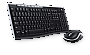 LOGITECH-RETAIL WIRELESS COMBO MK270 KEYBOARD & MOUSE USB BLACK Retail 920-004536
