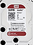 WESTERN DIGITAL-OEM-SATA 3TB RED WD30EFRX 64MB SATA/600 IntelliPower HARD DRIVE