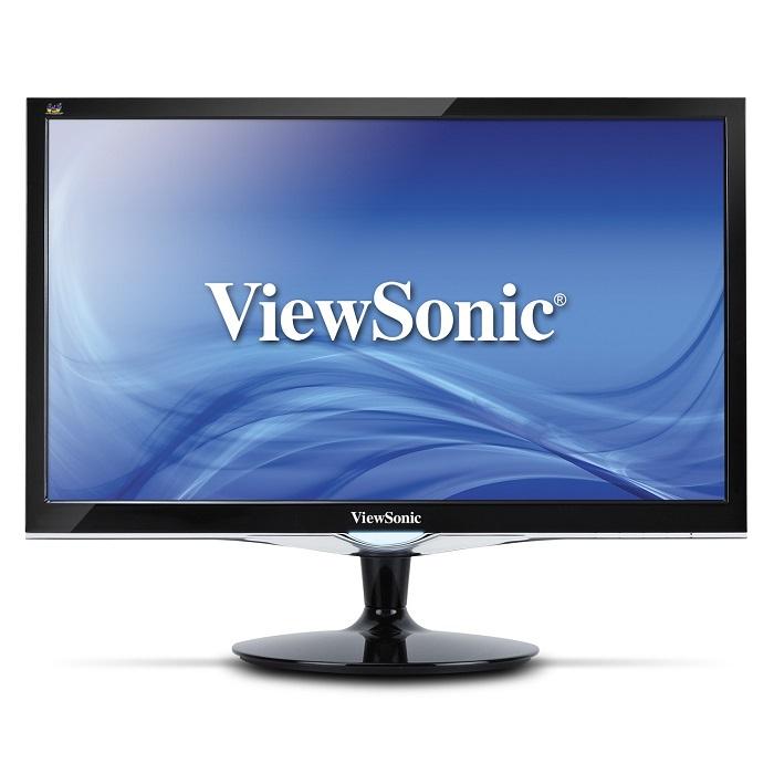 "VIEWSONIC VX2452MH 23.6""  WIDE BLK 1920x1080 2ms 300 cd/m2 w/speaker DVI-D/HDMI Retail"